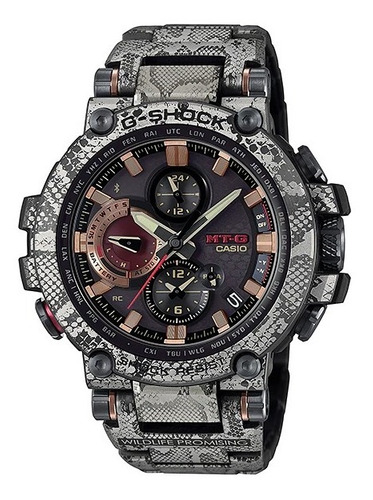 Reloj Casio G-shock Metal Edición Especial Mtg-b1000wlp-1acr