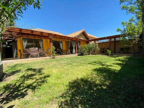 Imagen 1 de 12 de Hermosa Propiedad Modelo Arrayan Hacienda El Peñón