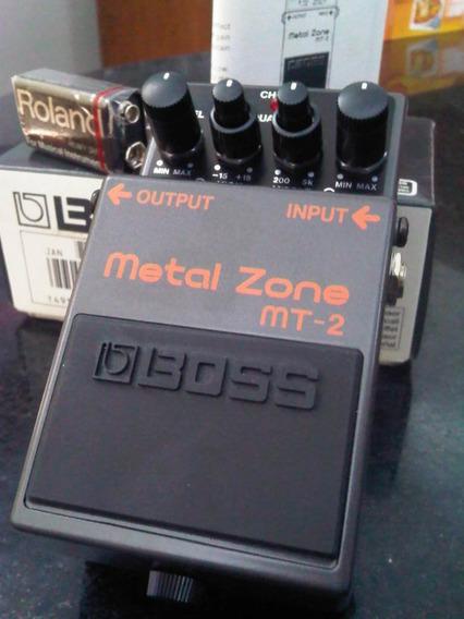 Pedal Boss Metal Zone Mt2