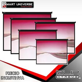 Pantalla De Proyeccion Klip Xtreme 120 Pulg Manual