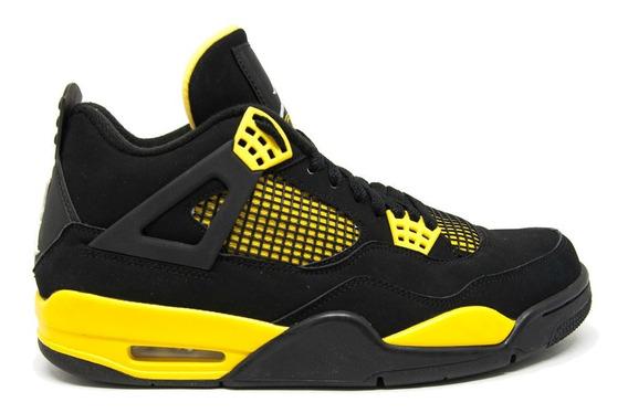 Nike Air Jordan 4 Thunder 2012 - Tamanho 41 | 9.5us