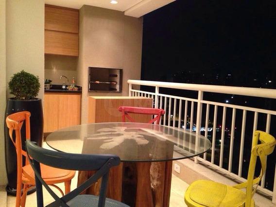 Apartamento Residencial À Venda, Morumbi, São Paulo. - Ap0181