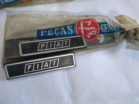 Loga Caminhao Fiat Plastico Original Fnm