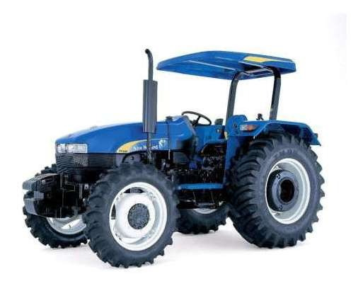 Tractor Tt3840 New Holland - 0km