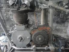 Antigüa Velocette 500 Cm3 De 1939