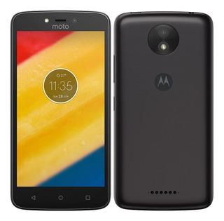 Smartphone Motorola Moto C 1/8gb Preto