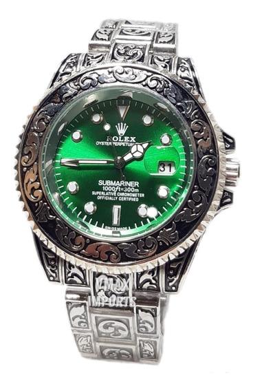 Relógio Rolex Perpetual Masculino