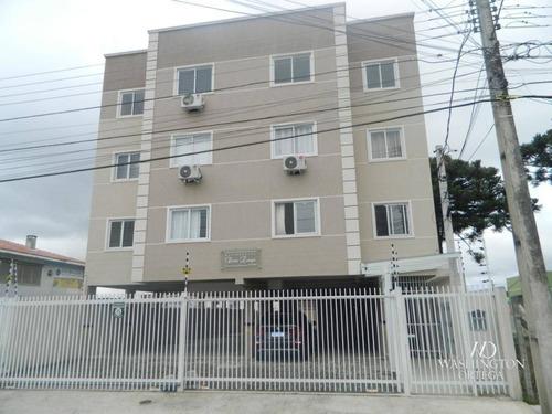 Apartamento Com 3 Dormitórios À Venda, 79 M² Por R$ 299.990,00 - Boneca Do Iguaçu - São José Dos Pinhais/pr - Ap0749