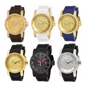 Relógio Masculino Yakuza S1 Todas As Cores - Promoção