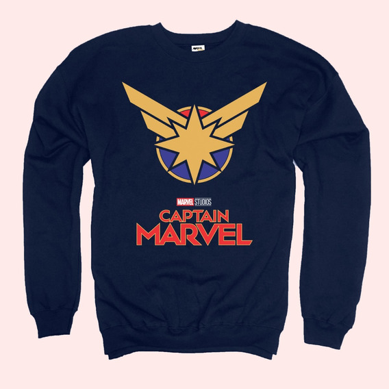 Sudadera Captain Marvel Avengers End Game