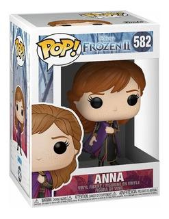 Funko Pop Disney Frozen 2 Anna 582 Original Nuevo Coleccion