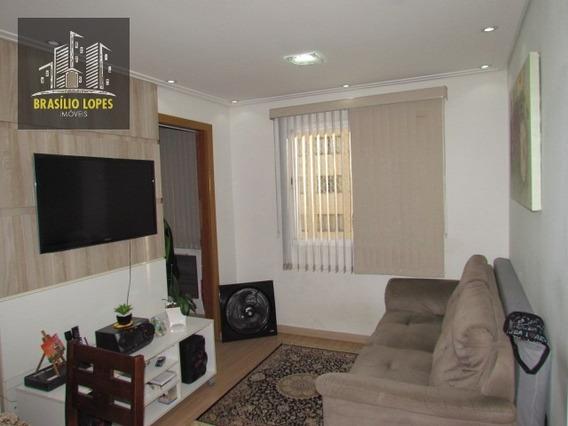 Apartamento À Venda No Ipiranga Com 1 Dorm E 1 Vg   M2243