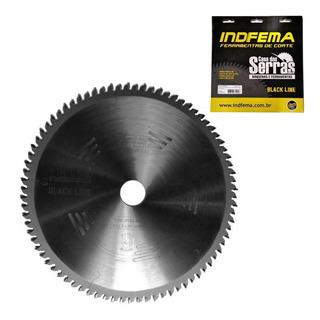 Disco De Serra 250mm 80d Para Mdf Blackline 812530 Indfema