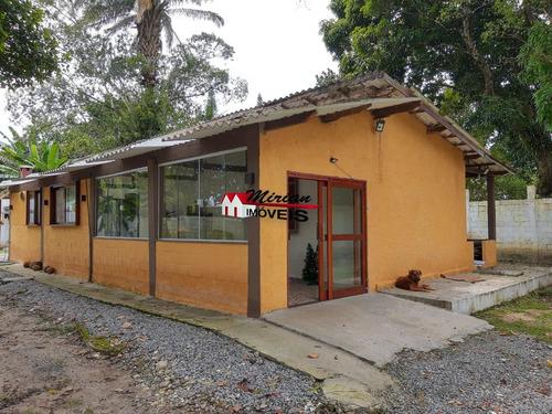 Chácara  Com Casa Térrea A 2km Da Praia De Peruíbe - Ch00011 - 69385932