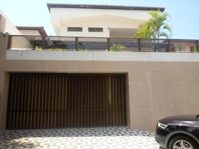 Casa Em Caminho Das Árvores, Salvador/ba De 510m² 4 Quartos À Venda Por R$ 1.120.000,00 - Ca194150