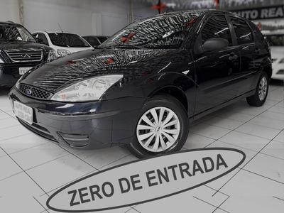 Ford Focus Completo Hatch 1.6 Flex / Temos Peugeot 307 Focus