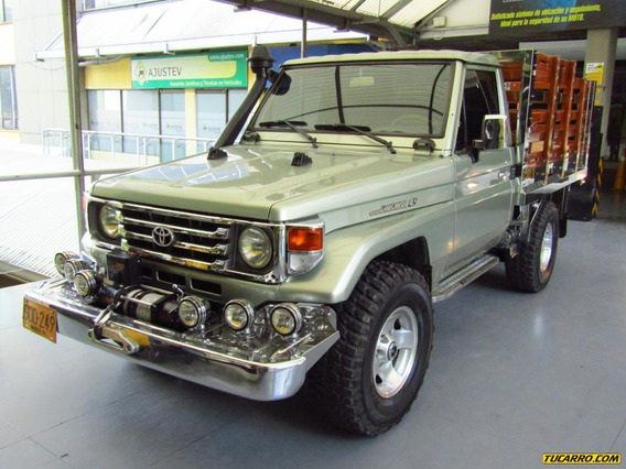 Toyota Land Cruiser Mt 4500 4x4 Estc
