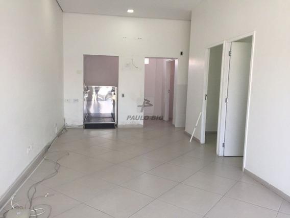 Salao / Galpao Comercial - Vila Bocaina - Ref: 6079 - L-6079