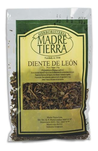 Imagen 1 de 2 de Diente De Leon Madre Tierra - Yuyos Hepatico Depurativo