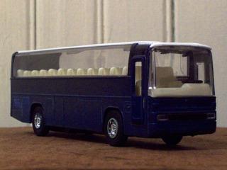 Miniatura Ônibus Shuttle Snow / Express Go