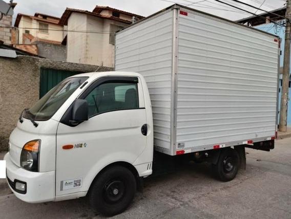 Hyundai Hr 2.5 Diesel Baú Seco = Kia Bongo