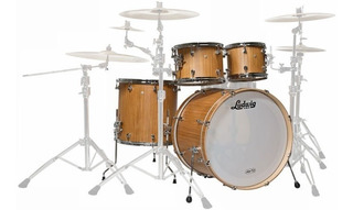Ludwig Bateria Signet 105 Lss240x Maple 5 Cuerpo Made In Usa