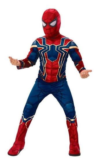 Disfraz Spiderman Avengers Infinity War Todas Las Tallas