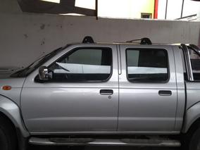 Nissan Frontier Crew Cab Le 5vel 4x2 Mt