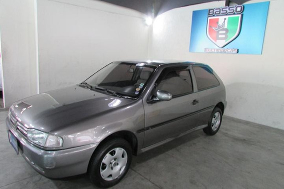 Volkswagen Gol 1998 1.6 Mi Cl 8v Gasolina 2p Manual