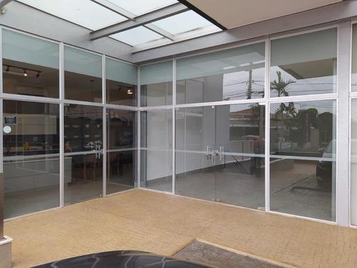 Loja Para Alugar, 74 M² Por R$ 3.000,00/mês - Jardim América - Ribeirão Preto/sp - Lo0029