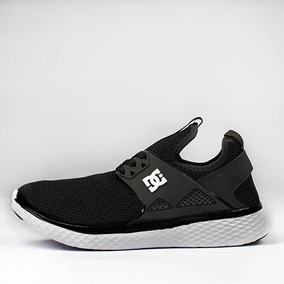 Tênis Dc Shoes Meridian Preto/branco Casual Original