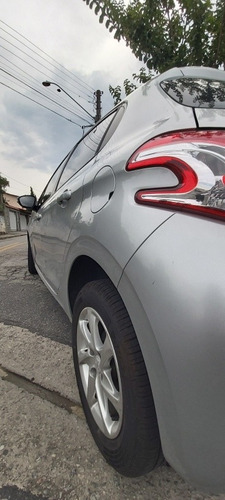 Peugeot 208 1.5 Allure Flex 5p 2016