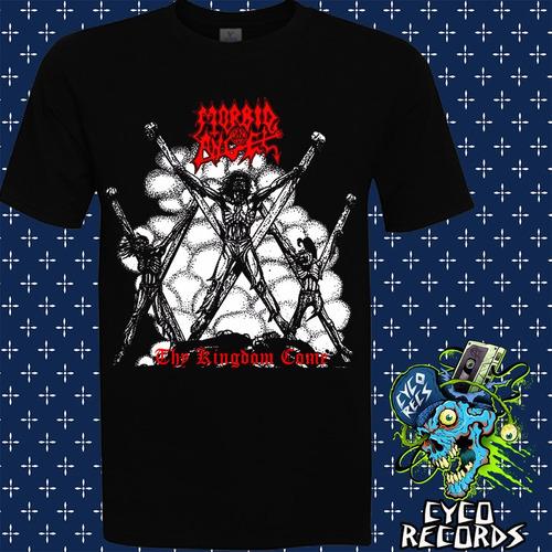 Imagen 1 de 3 de Morbid Angel - Thy Kingdom Come - Metal - Polera- Cyco Recor