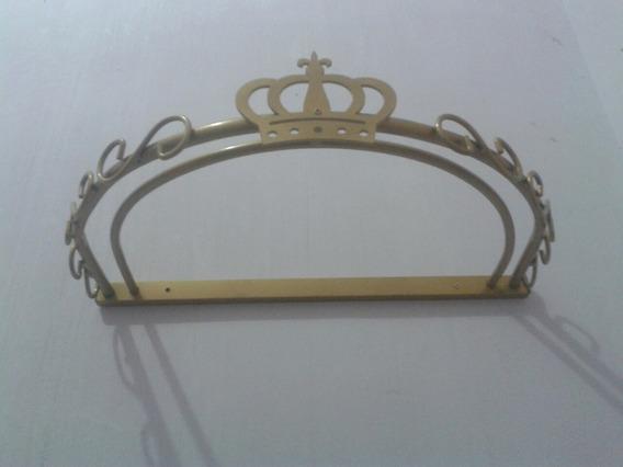 Dossel De Parede Com Coroa Imperial