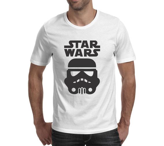Camiseta Star Wars 2 - Branca