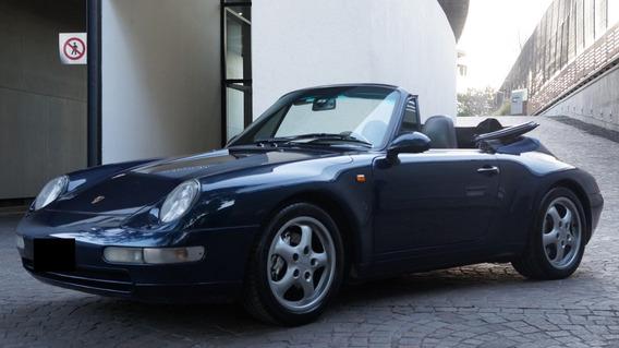 Porsche 911 3.4 Carrera 4 Cabrio 1997 103.000 Kms