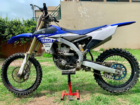 Yamaha Yzf 450 2017 2 Hs De Motor Y Suspensiones Legal