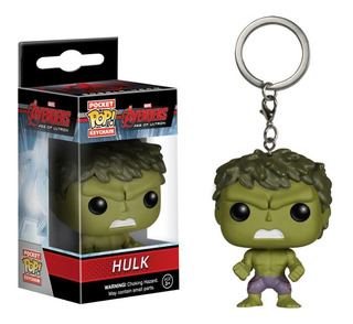 Funko Pop Keychain Avengers Age Of Ultron Hulk