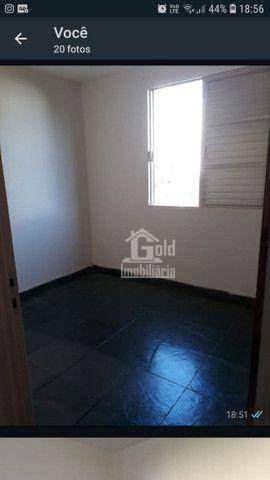 Imagem 1 de 5 de Apartamento Com 2 Dormitórios À Venda, 44 M² Por R$ 120.000 - Residencial Das Américas - Ribeirão Preto/sp - Ap4590