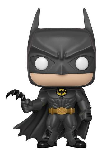 Boneco Funko Pop Dc Batman 80th Years Batman 1989 275