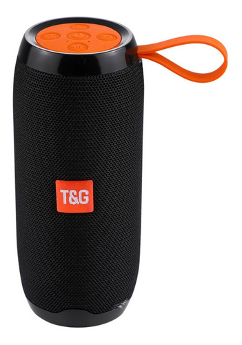 Parlante Bluetooth Resistente T&g Premium