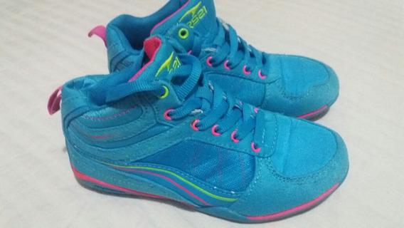 Zapatos Deportivos Rs21 Para Niña Talla 31
