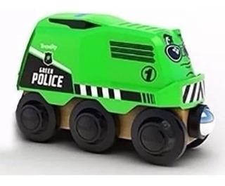 Tren Green Police (trencity)