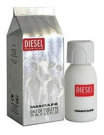 Perfume Diesel Plus Plus Edt.75ml 100% Original, Oficial
