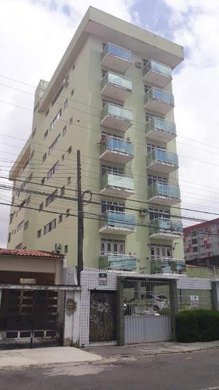 Apartamento Com 3 Dormitórios À Venda, 124 M² Por R$ 295.000,00 - Fátima - Fortaleza/ce - Ap0402