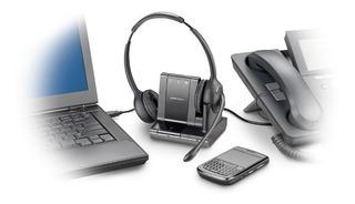 Plantronics Audífono Savi W720 Para Call Center