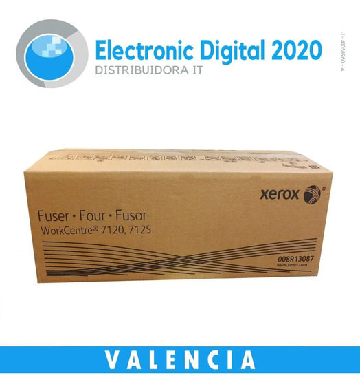 Fusor Xerox Wc 7120 / 7125 / 7220 / 7225 110v 008r13087
