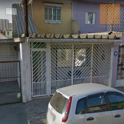 Casa Comercial Para Locação, Tatuapé, São Paulo. - Ca0953