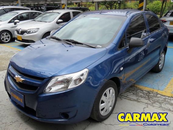 Chevrolet Sail Ls Azul 2019