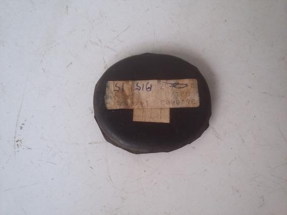 Tampão Assoalho Oval Fiat 147 Original 60x50